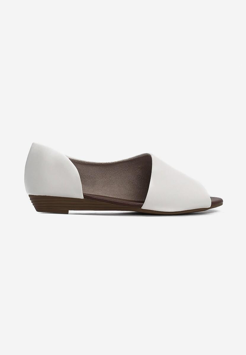 Białe Sandały Watt