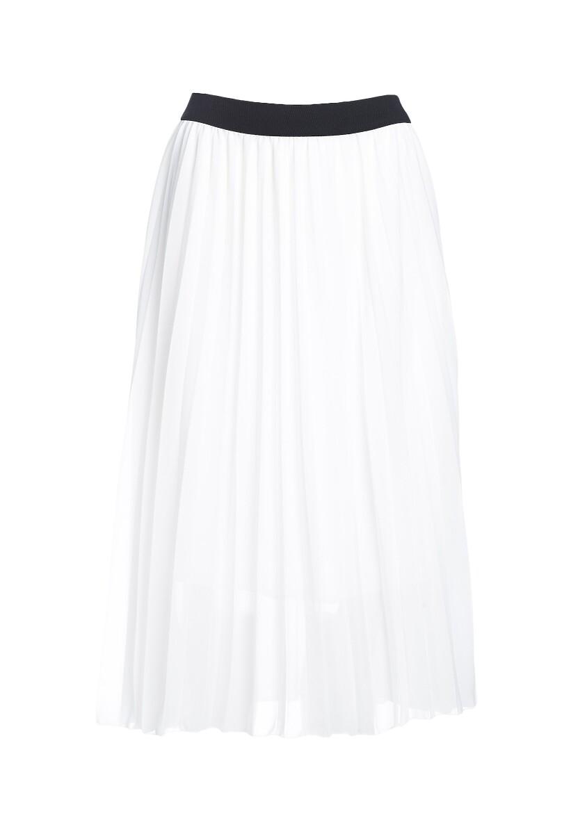 Biała Spódnica Resale