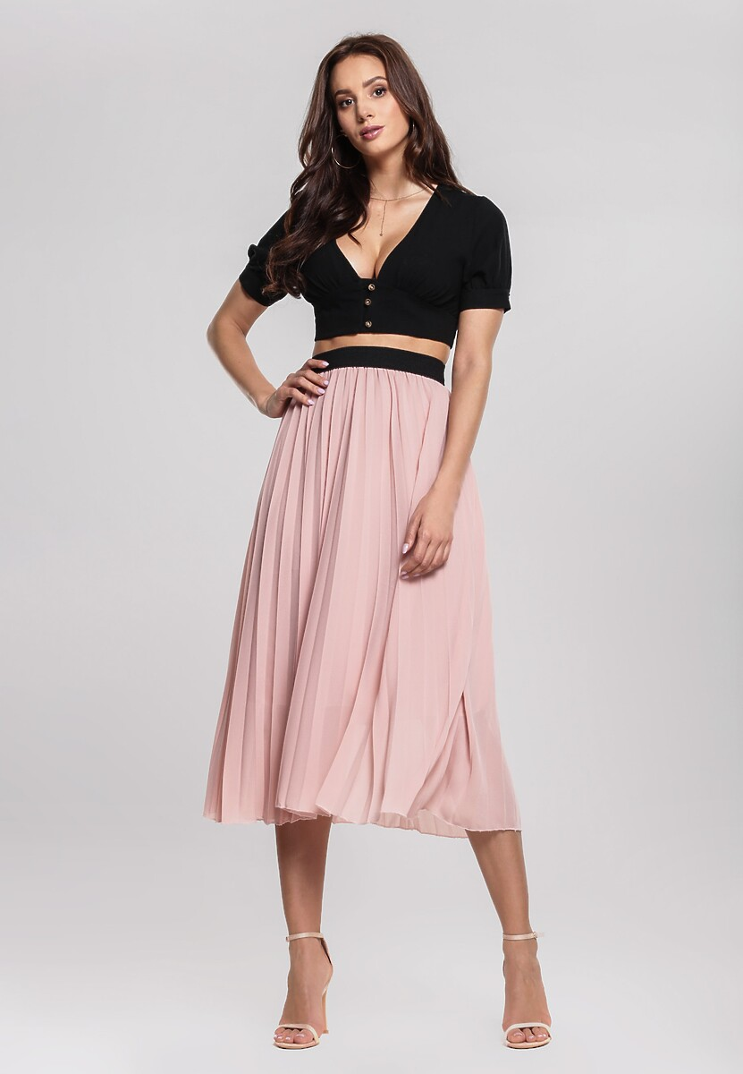 Różowa Spódnica Resale