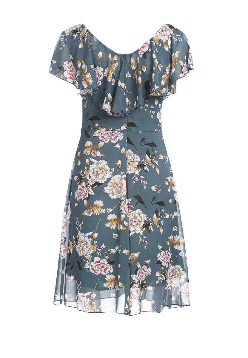 Niebieska Sukienka Conciliation