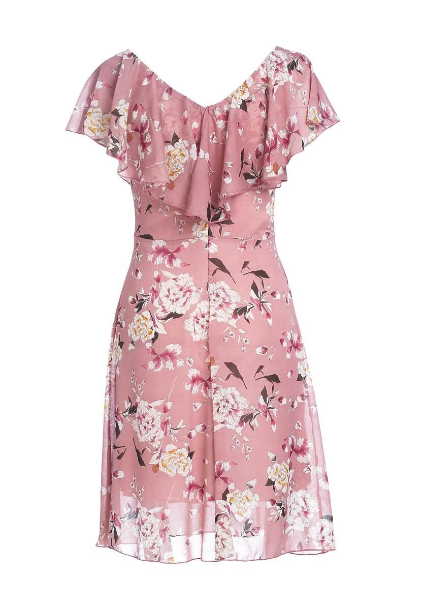 Różowa Sukienka Conciliation