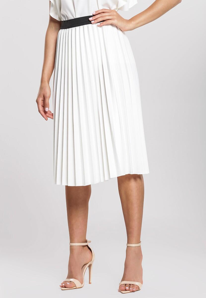 Biała Spódnica Decor
