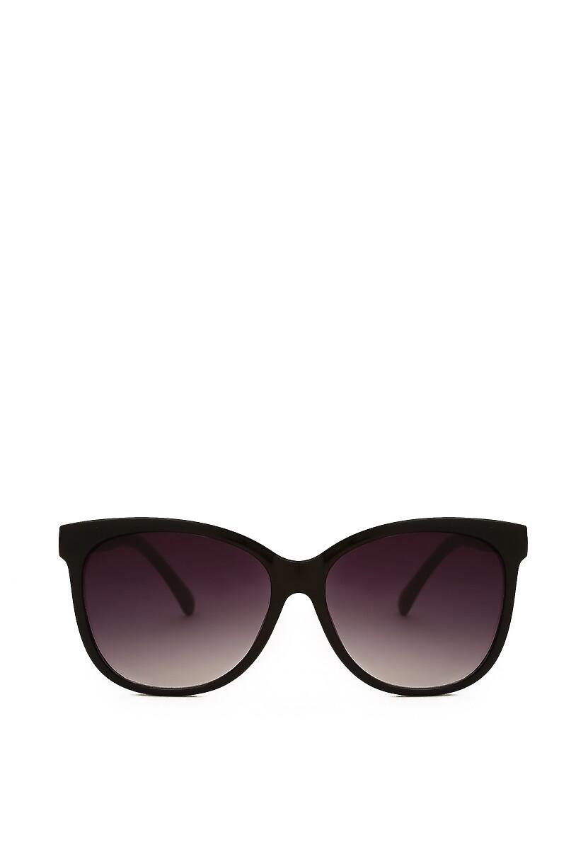 Czarne Okulary Impasto