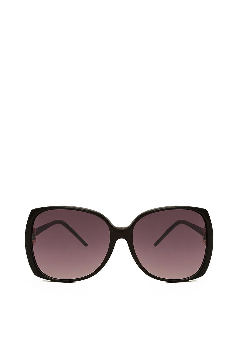 Czarne Okulary Pointillism