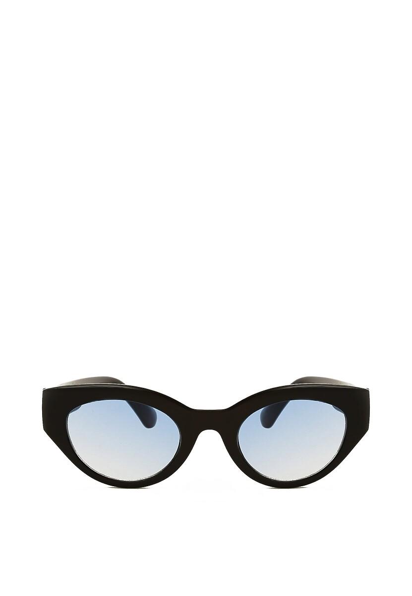 Granatowe Okulary Monarchical