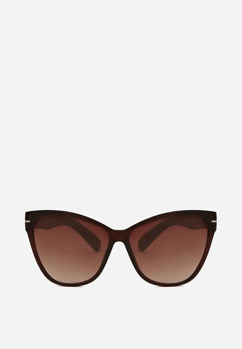 Brązowe Okulary Antiart