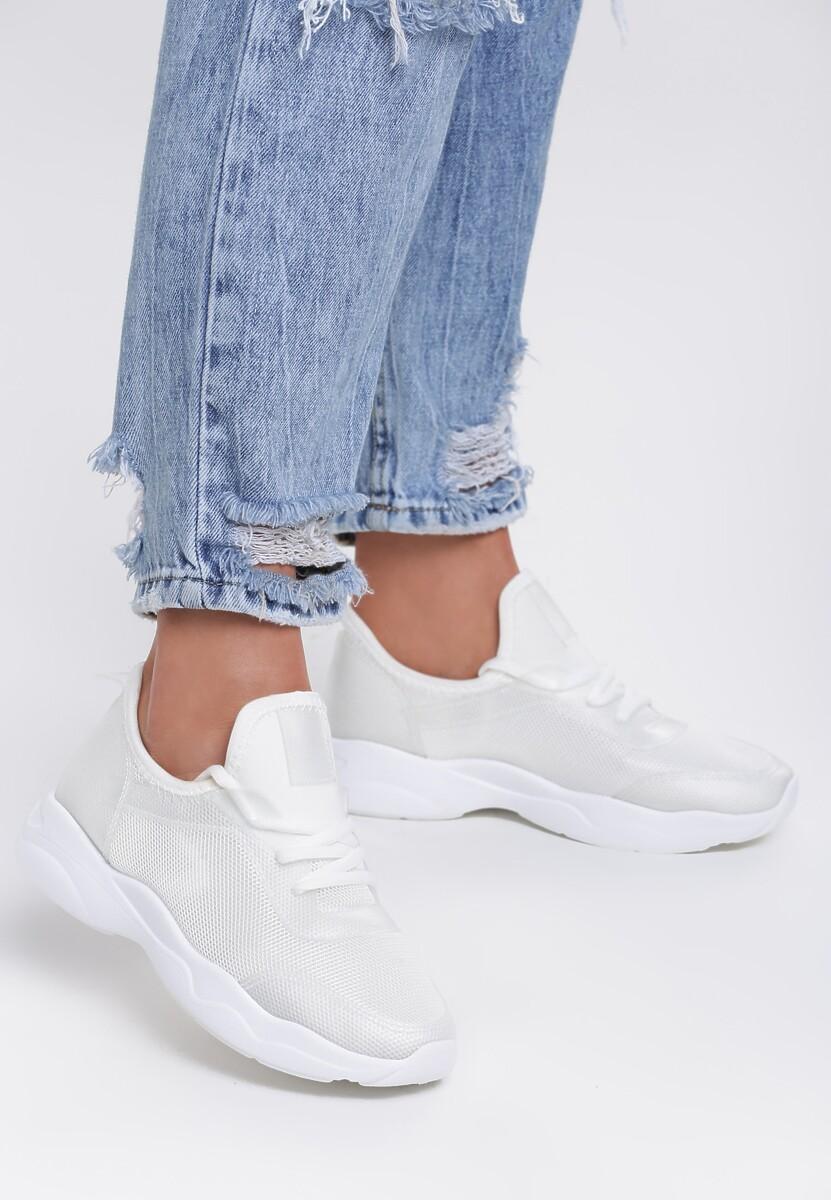 Białe Buty Sportowe Worldview