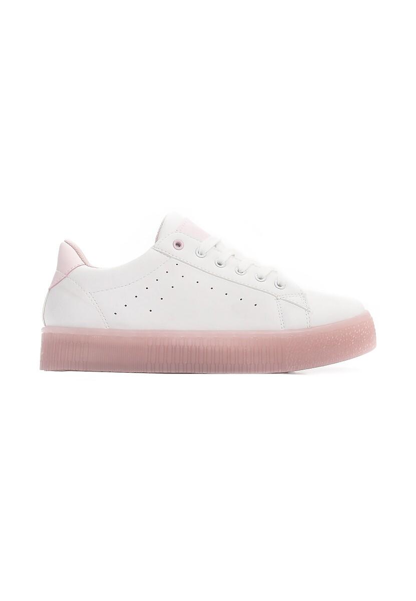 Biało-Różowe Creepersy Esthesia