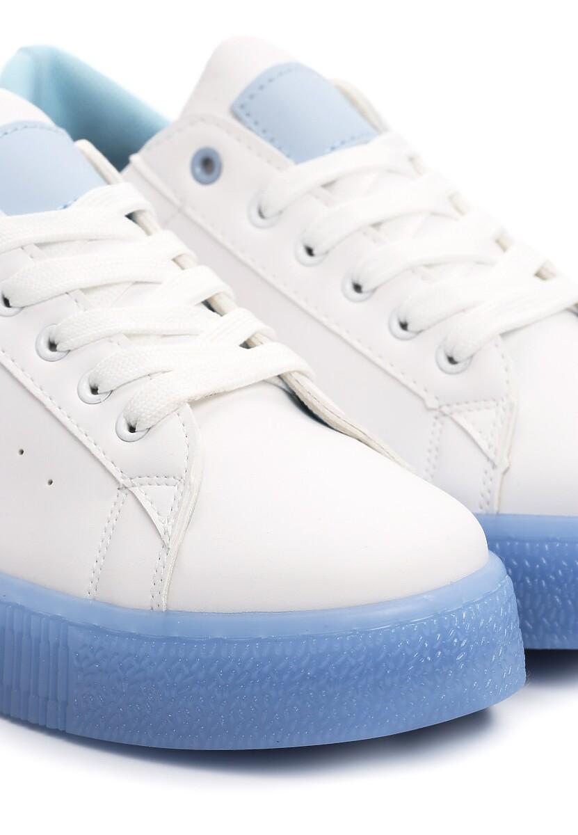 Biało-Niebieske Creepersy Esthesia