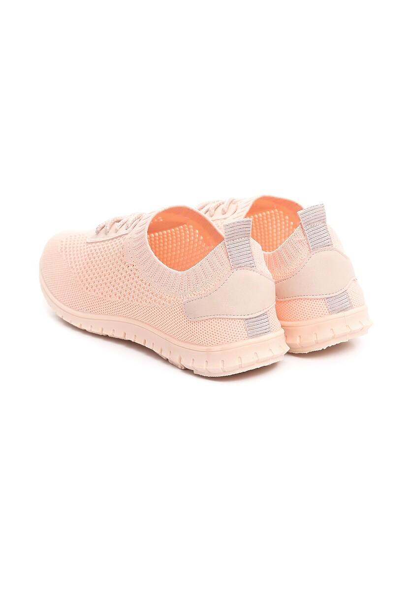 Różowe Buty Sportowe Indicates