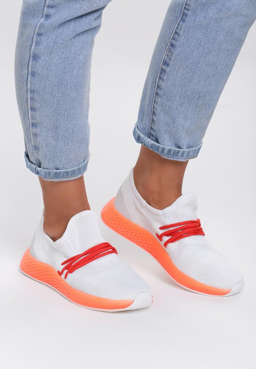 Pomarańczowe Buty Sportowe Intemperance