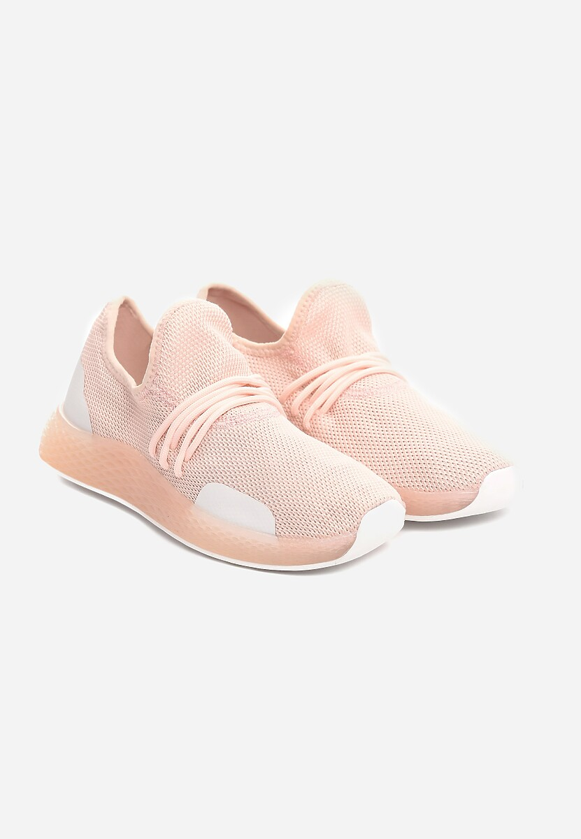 Różowe Buty Sportowe Intemperance