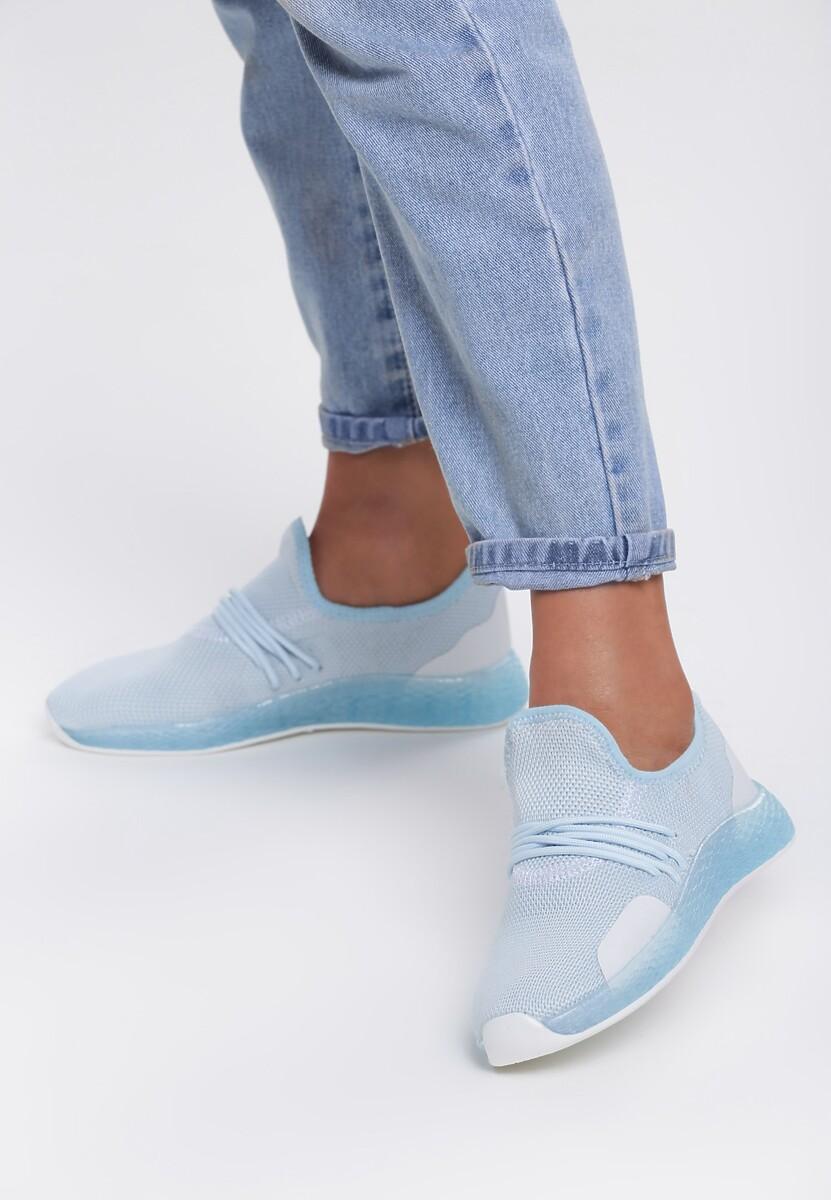 Niebieskie Buty Sportowe Intemperance