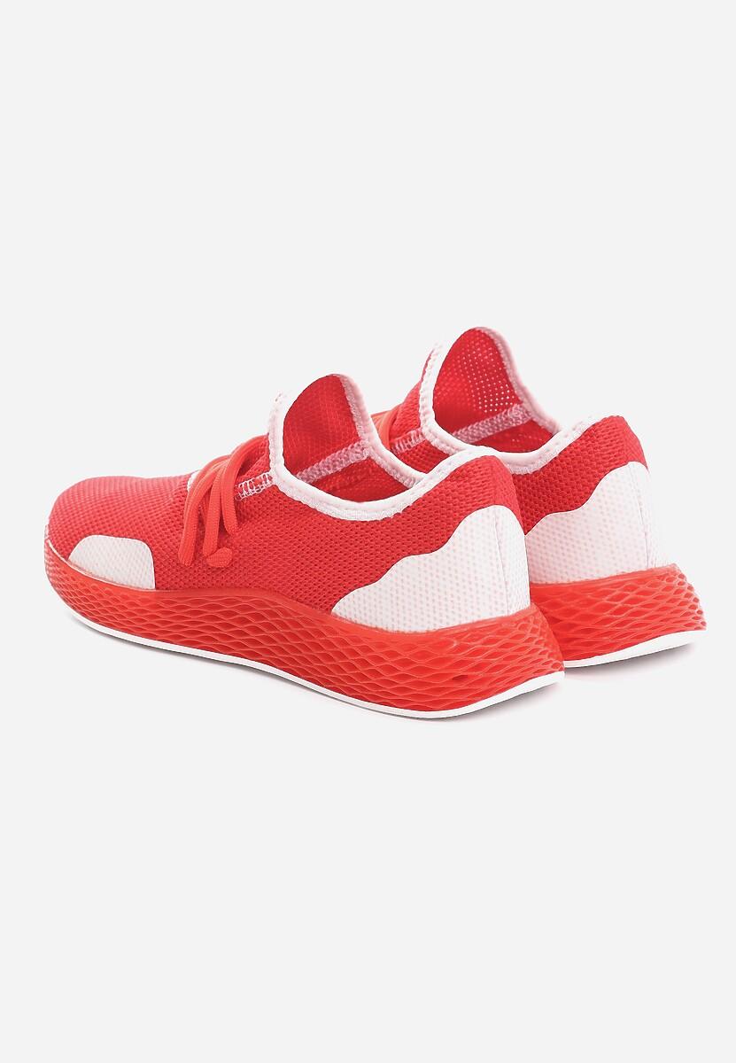 Czerwone Buty Sportowe Intemperance