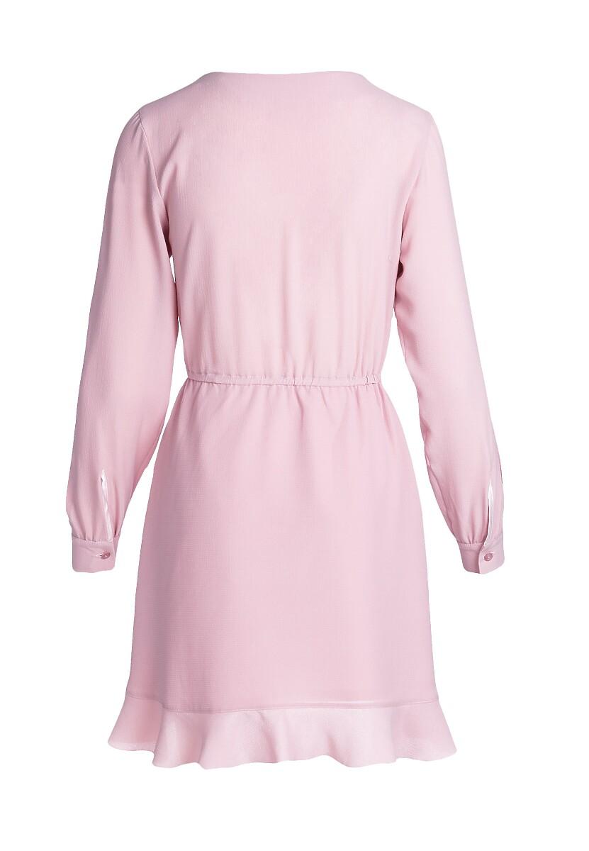 Różowa Sukienka Photon