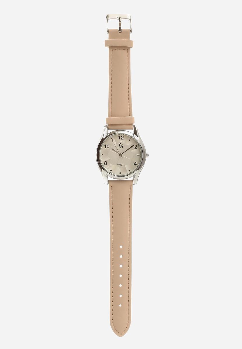 Beżowy Zegarek Quip