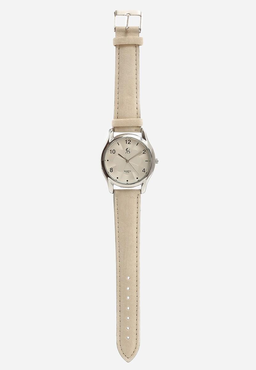 Kremowy Zegarek Quip