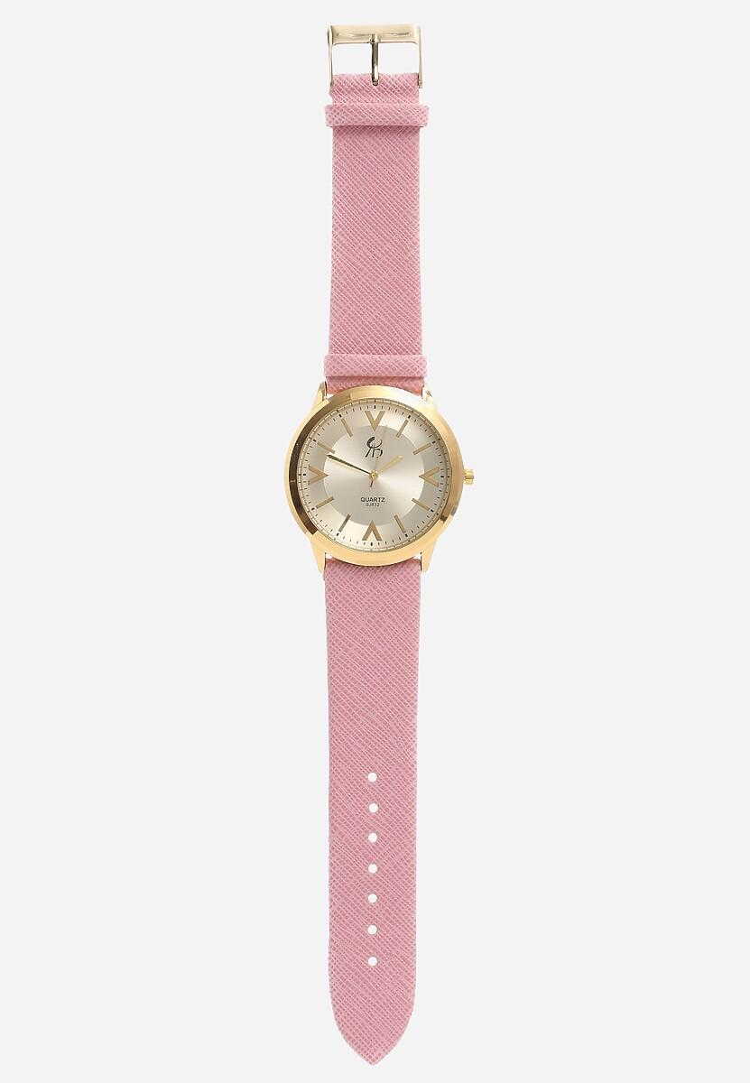 Różowy Zegarek Handshake