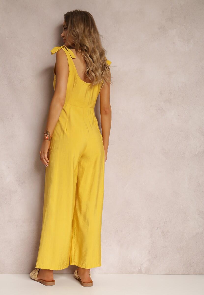 Żółty Kombinezon Emmeleia