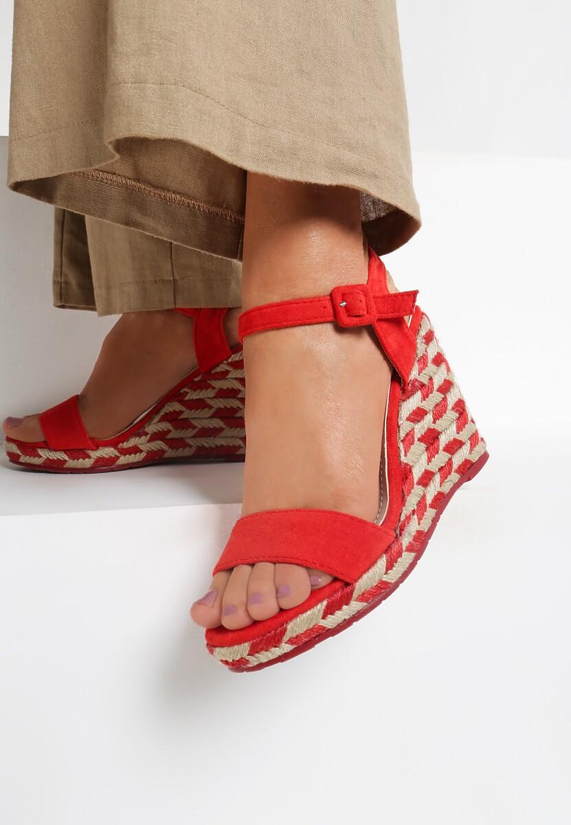 Czerwone Sandały Intercloud