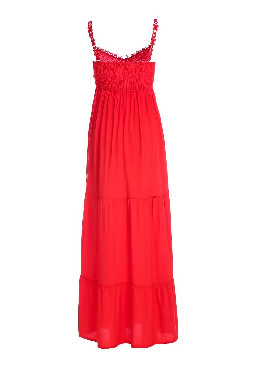 Czerwona Sukienka Foxtrot
