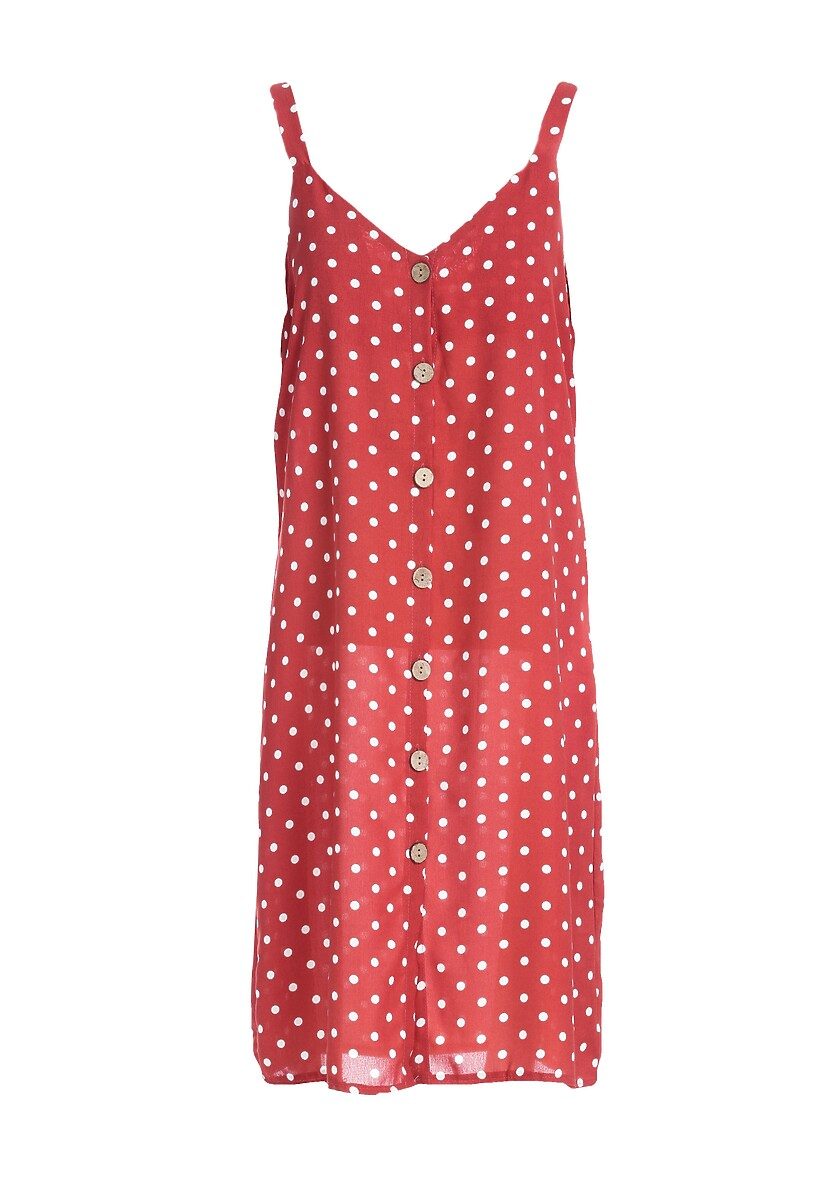 Czerwona Sukienka Bedance
