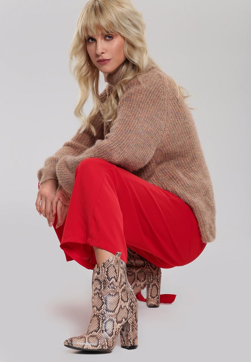 Czerwone Spodnie Danceable