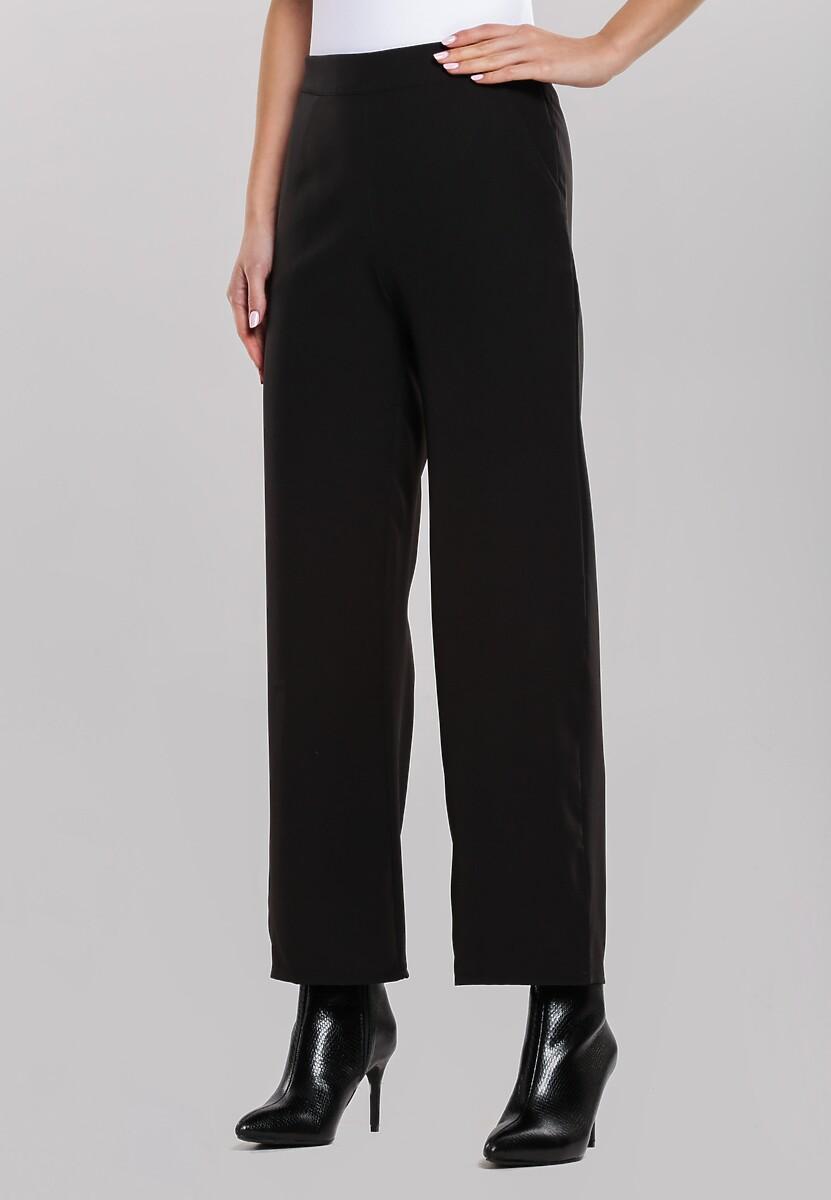 Czarne Spodnie Better Off Kod produktu: 98545