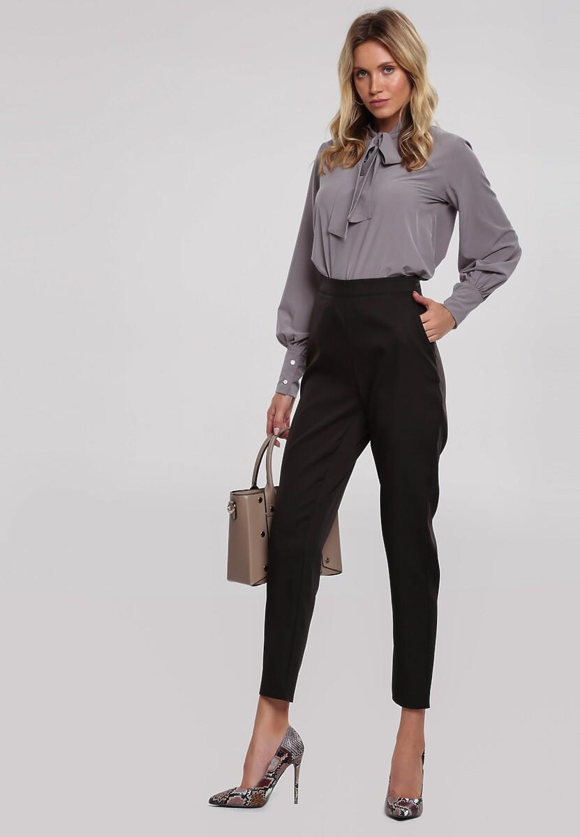 Czarne Spodnie Infexibility