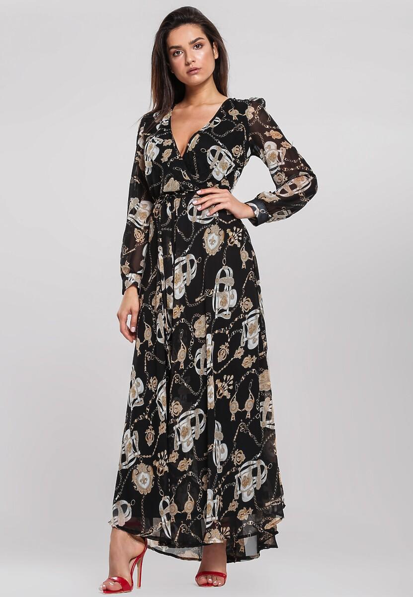 Czarna Sukienka Wears