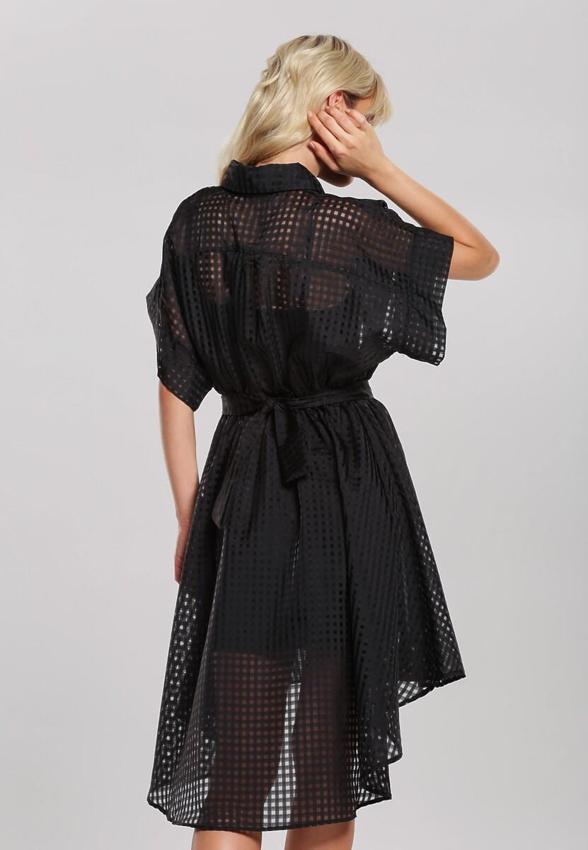 Czarna Sukienka Disenfranchise