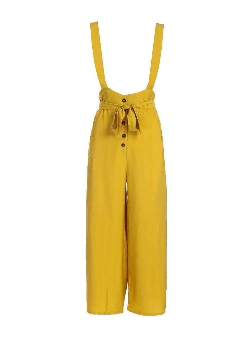 Żółty Kombinezon Reimbursement