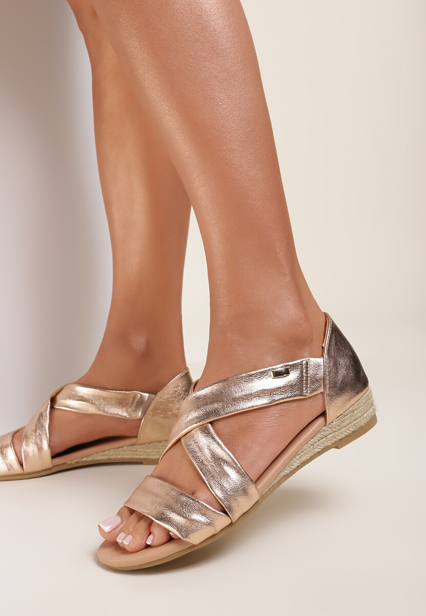 Różowe Sandały This World Kod produktu: 98934