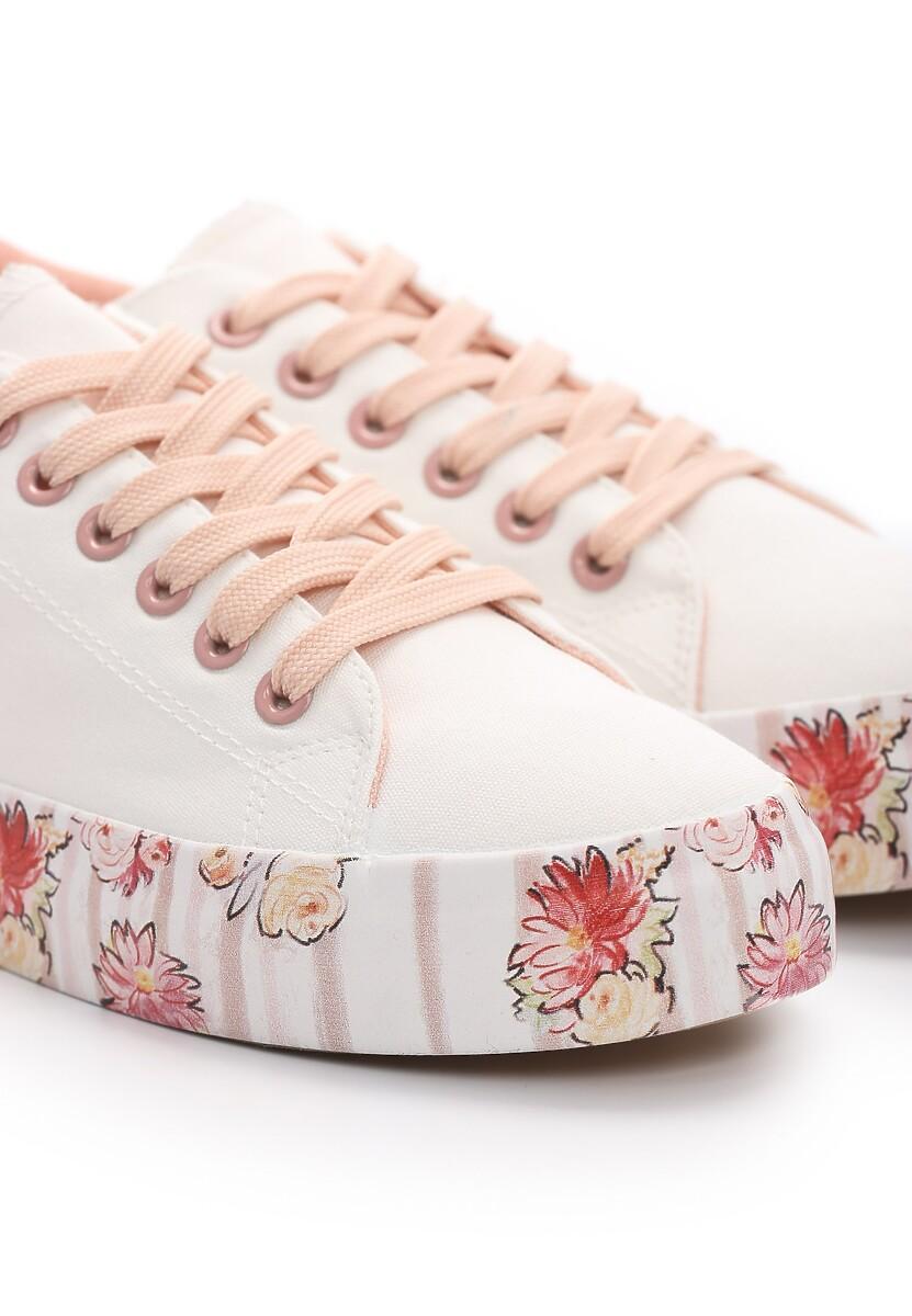 Różowe Trampki Condescension