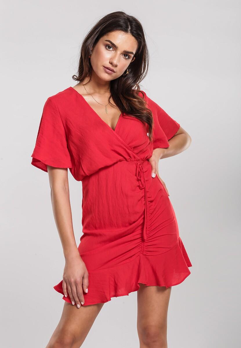 Czerwona Sukienka Interruption
