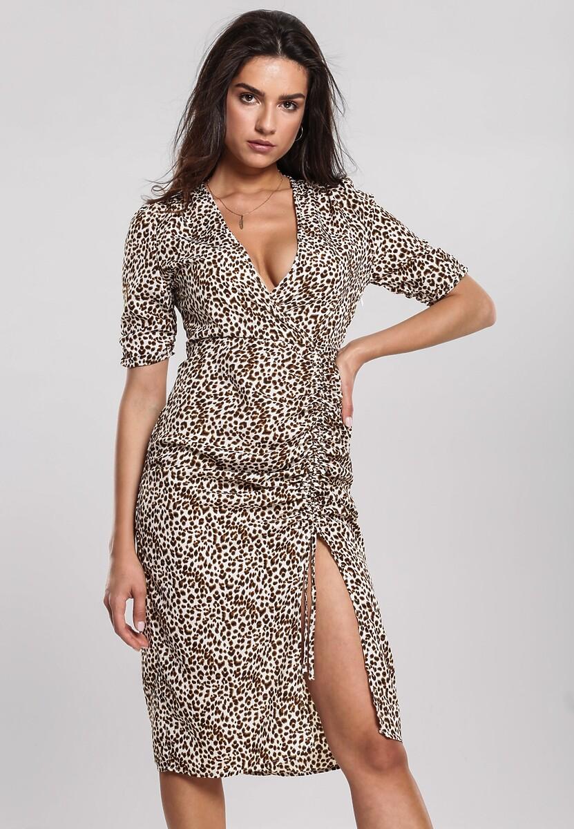 Panterkowa Sukienka Softcover