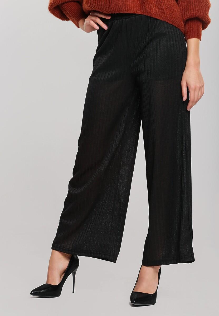 Czarne Spodnie Hierarchy