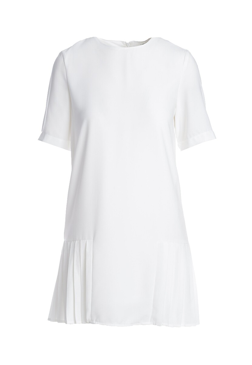 Biała Sukienka Impedance