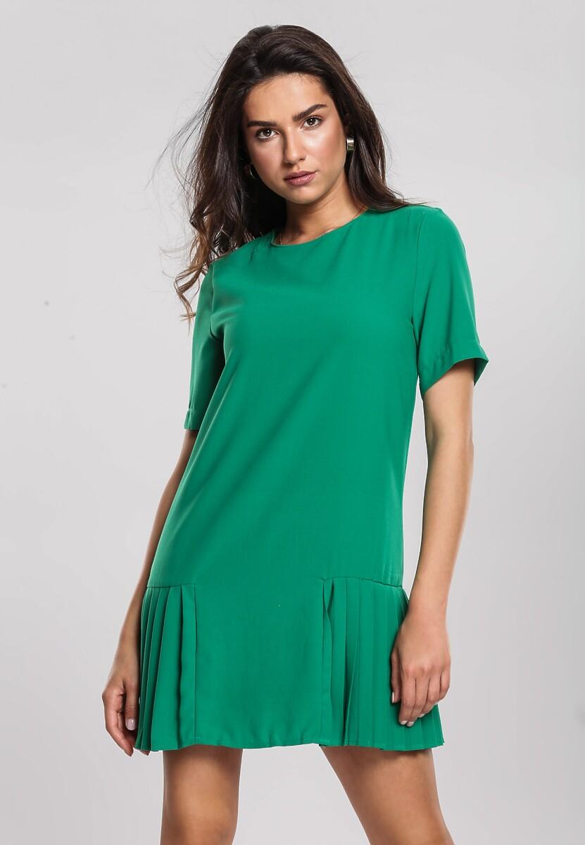 Zielona Sukienka Impedance