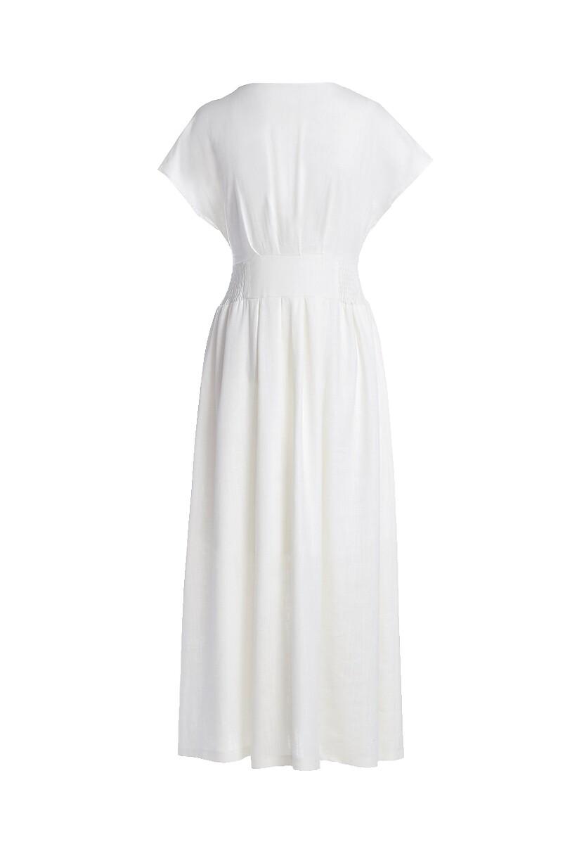 Biała Sukienka Perceptions