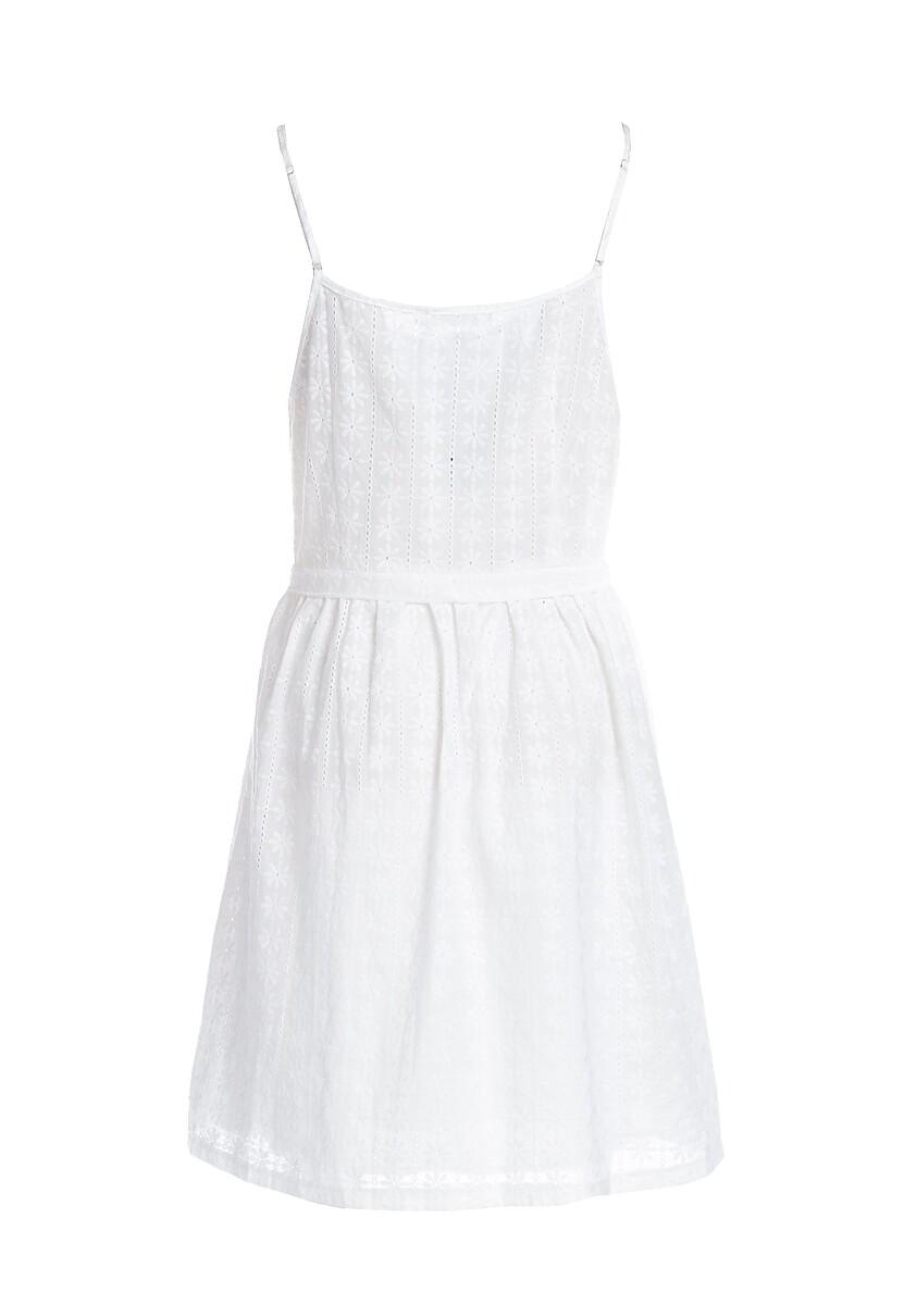 Biała Sukienka Macchiato