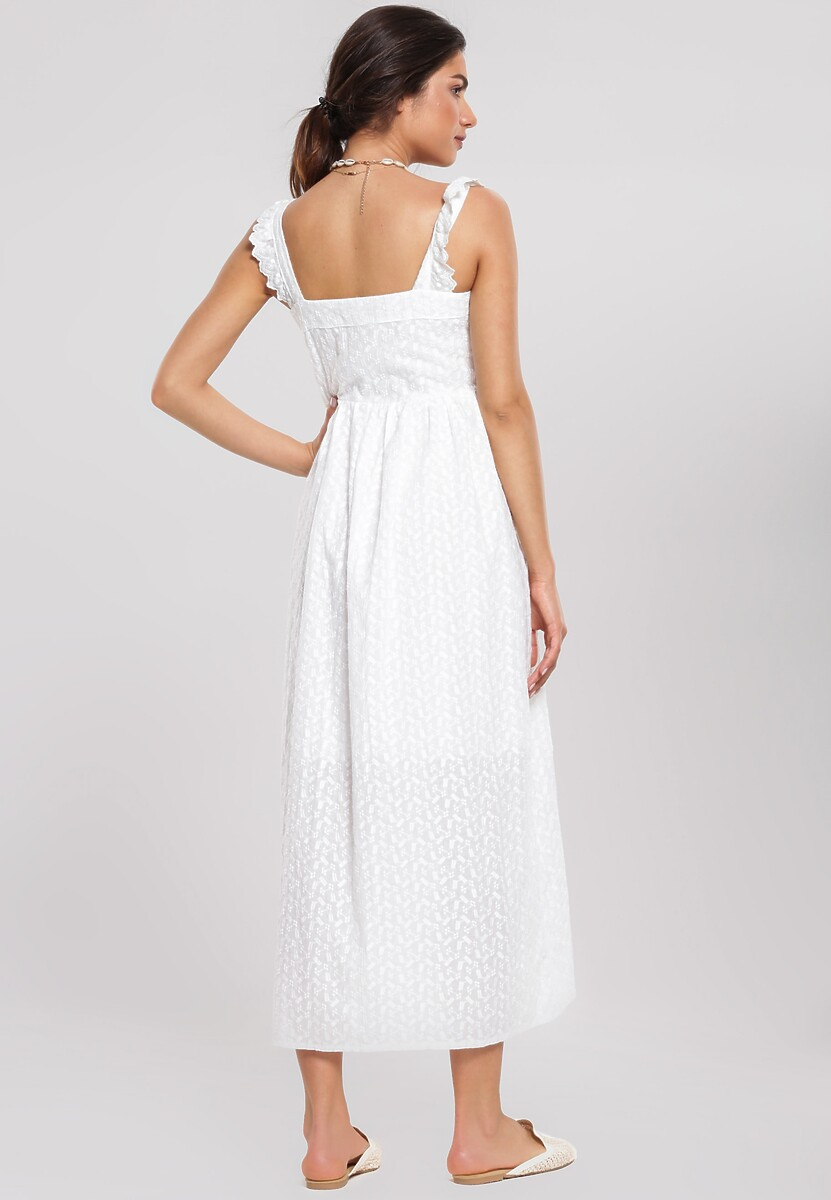 Biała Sukienka Internationalistic