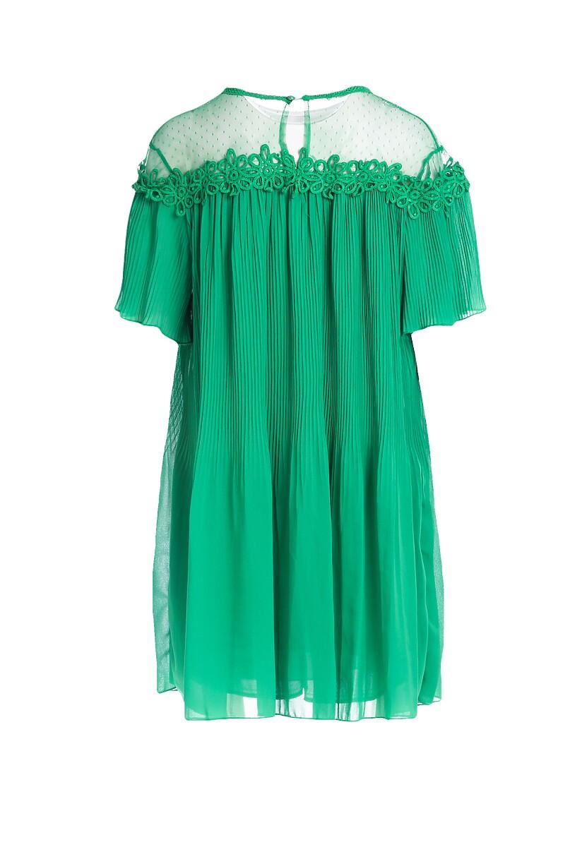 Zielona Sukienka Time Tested