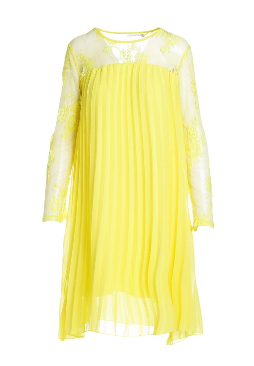 Żółta Sukienka Socialism
