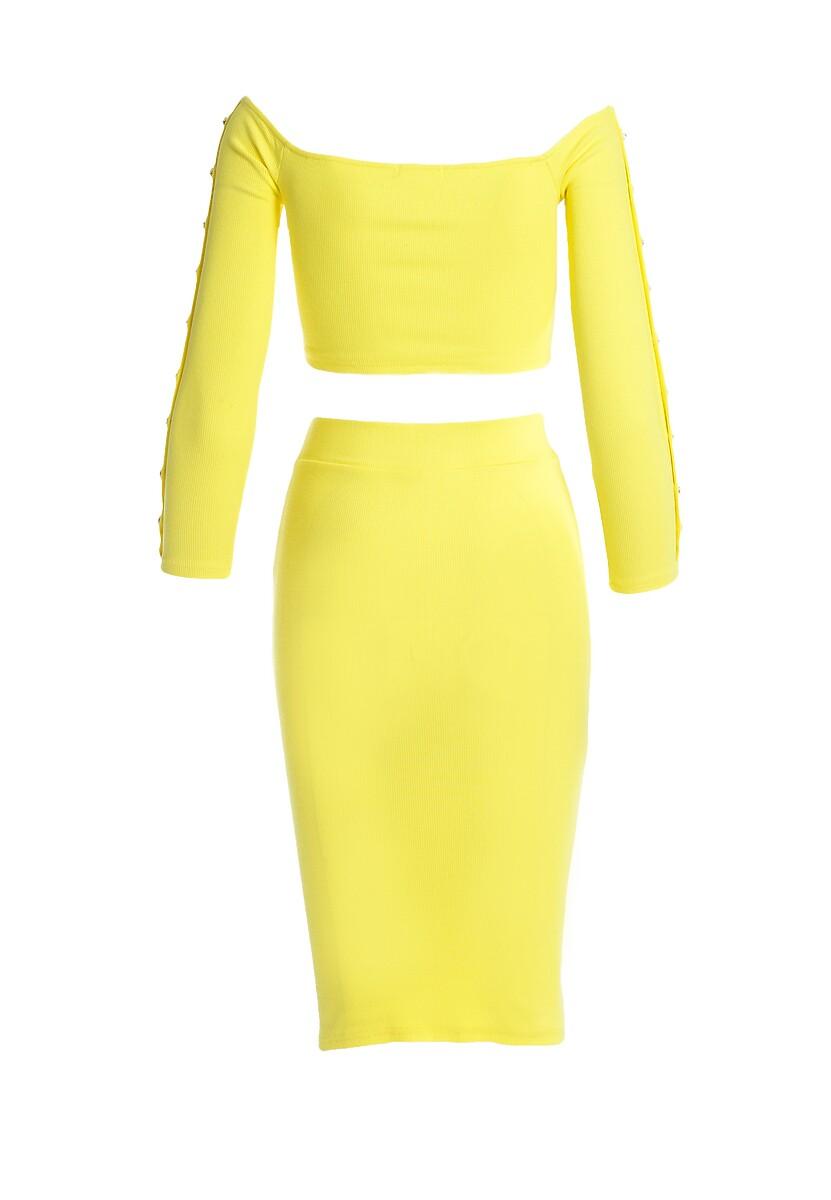 Żółty Komplet Repeatable