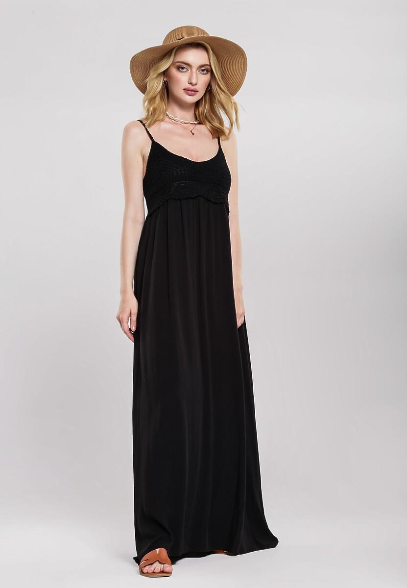 Czarna Sukienka Sufficiently