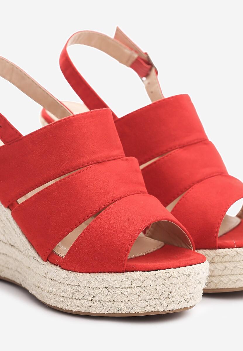 Czerwone Sandały Stir Up