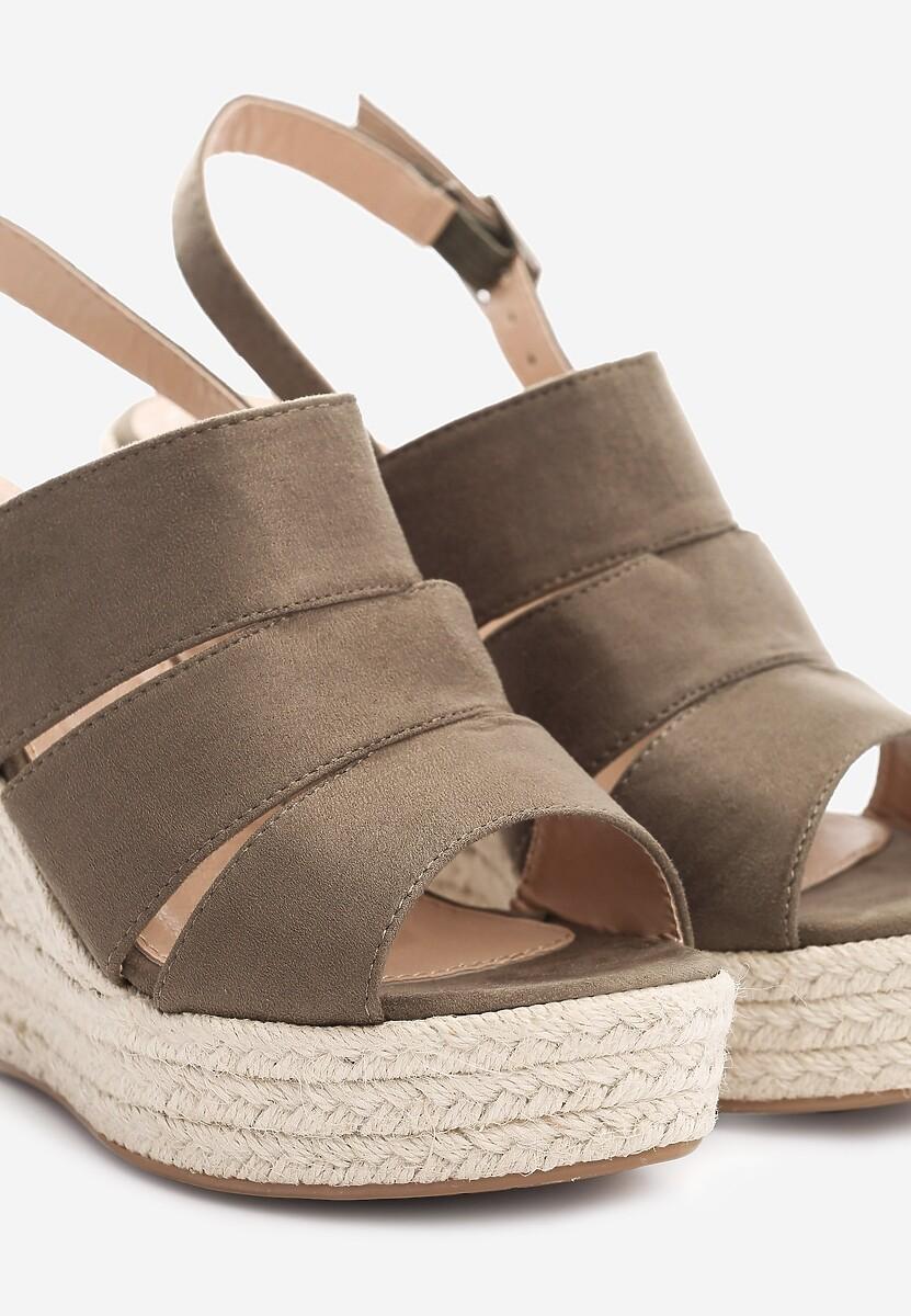 Khaki Sandały Stir Up
