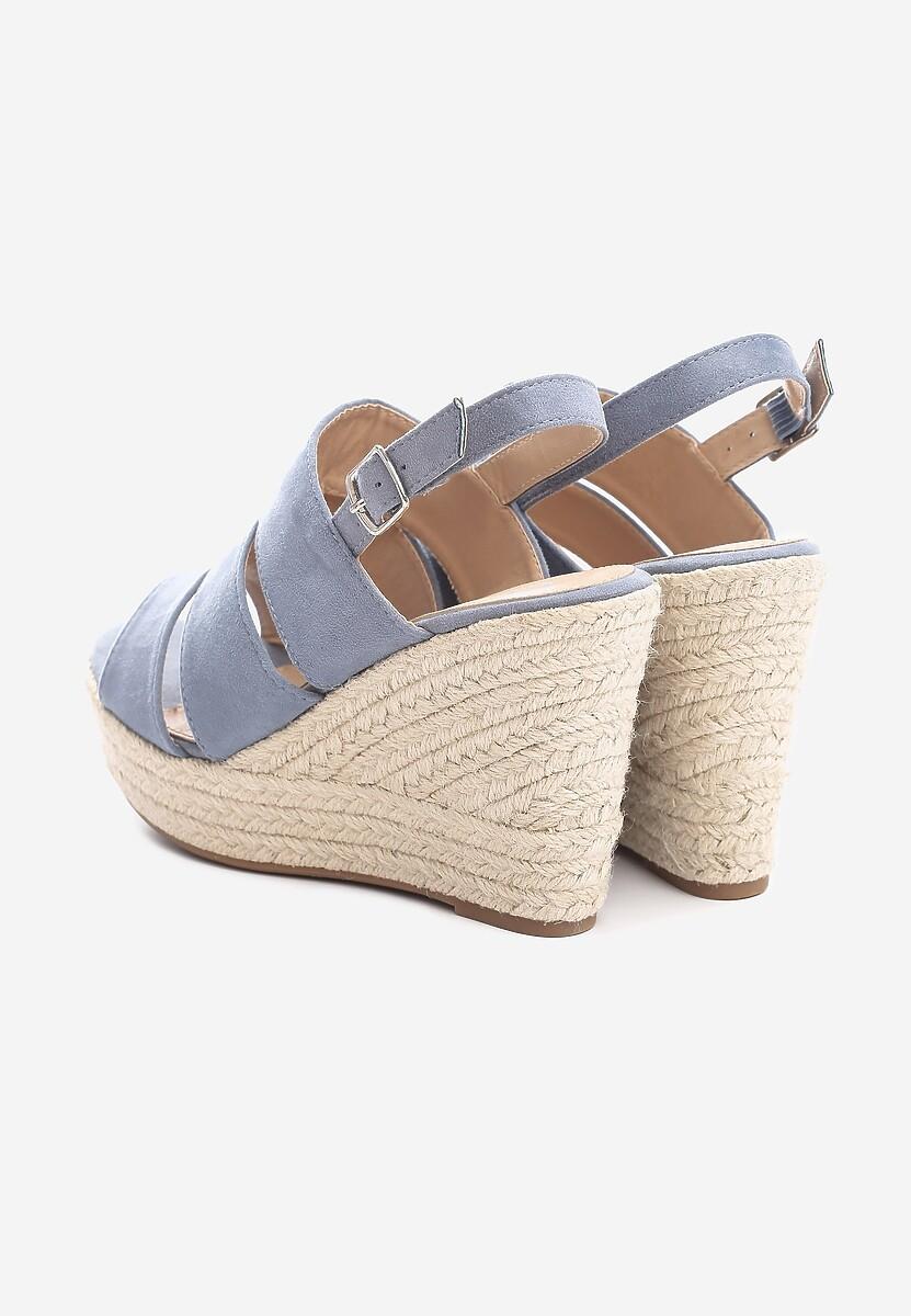 Niebieskie Sandały Stir Up
