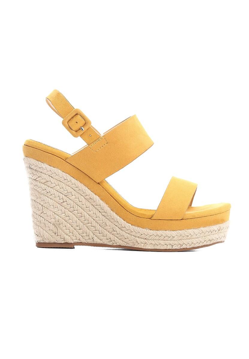Żółte Sandały Underrate